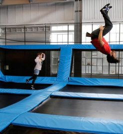 Some Things To Know About A Trampoline With Enclosure
